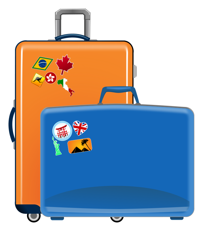 Free Suitcases