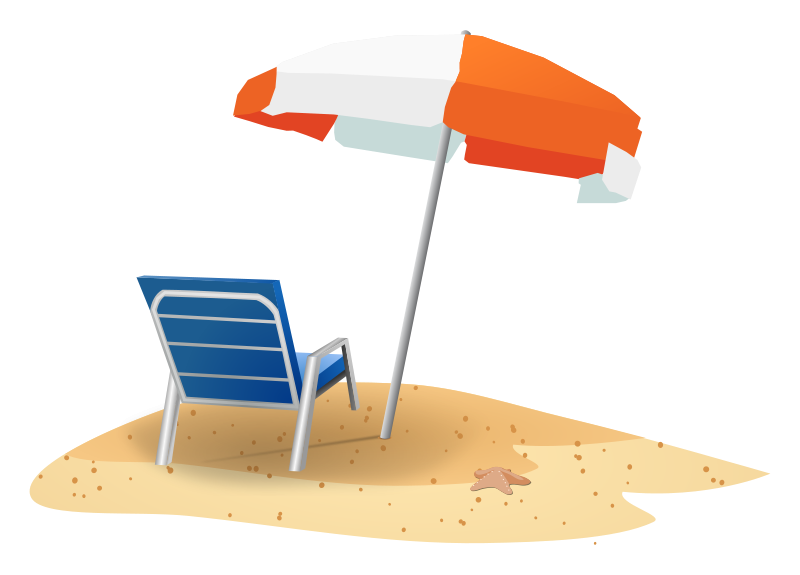 free clipart popular 1001freedownloads com rh 1001freedownloads com free clipart beach chair and umbrella free clipart beach scene