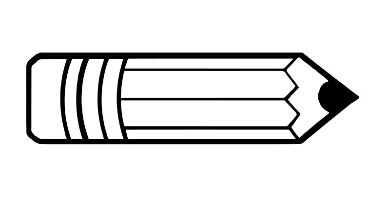 Free Simple Pencil