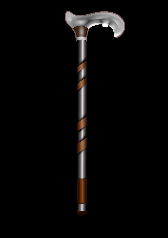 Free walking stick