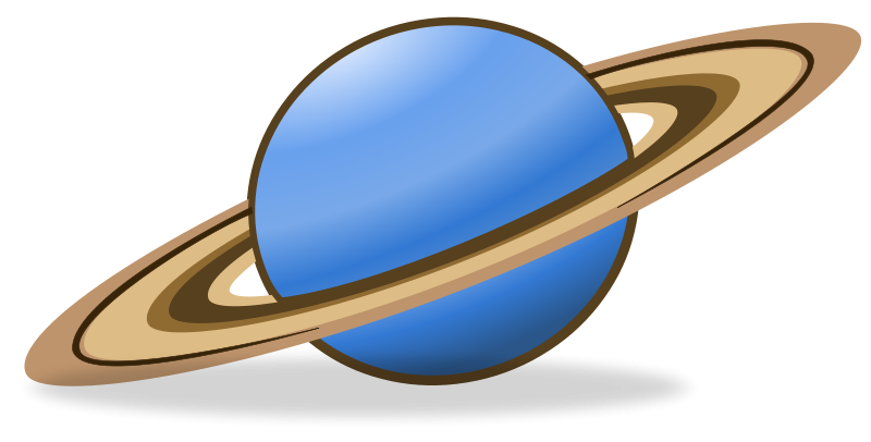 Free Saturn Icon