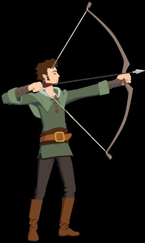 free clipart archer tzunghaor rh 1001freedownloads com arch clip art archery clip art scout