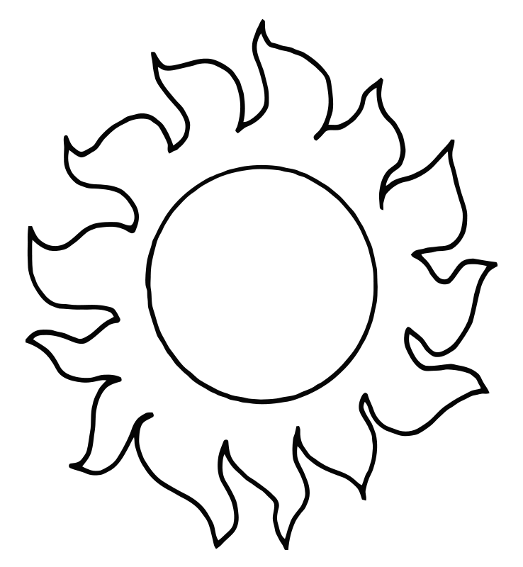 Free Sun - Abstract 010
