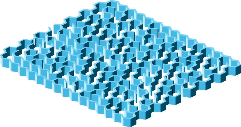 Free Maze 1