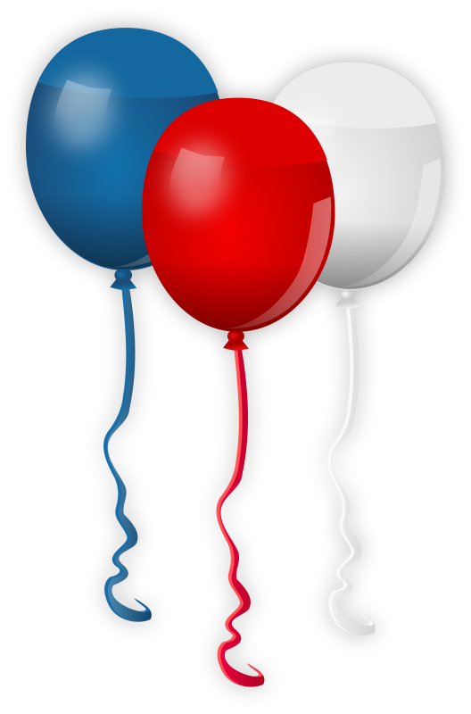 Free 4th July Balloons
