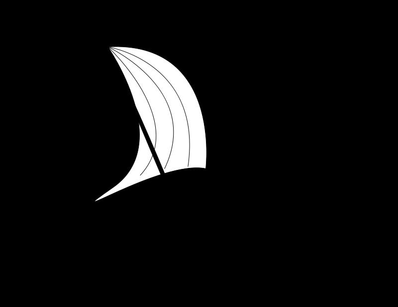 Free Clipart: Windsurfer | ky1en1te
