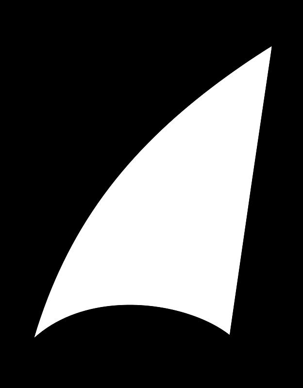 Free Shark Fin - Sail - Abstract 002