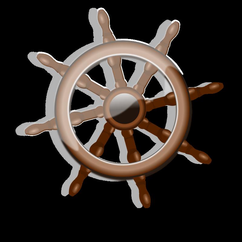 Free rudder