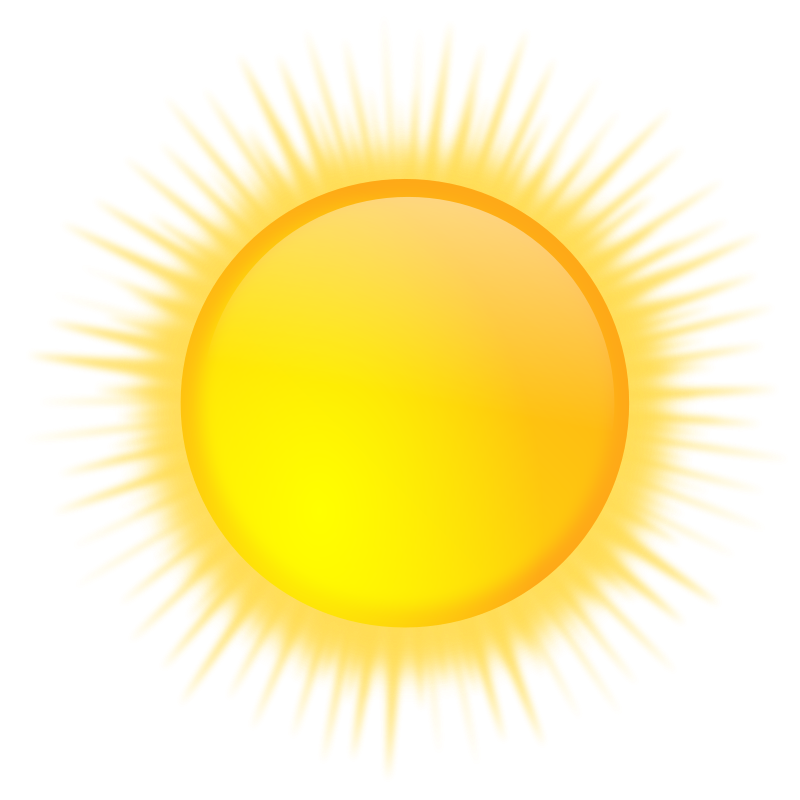 Free weather icon - sunny