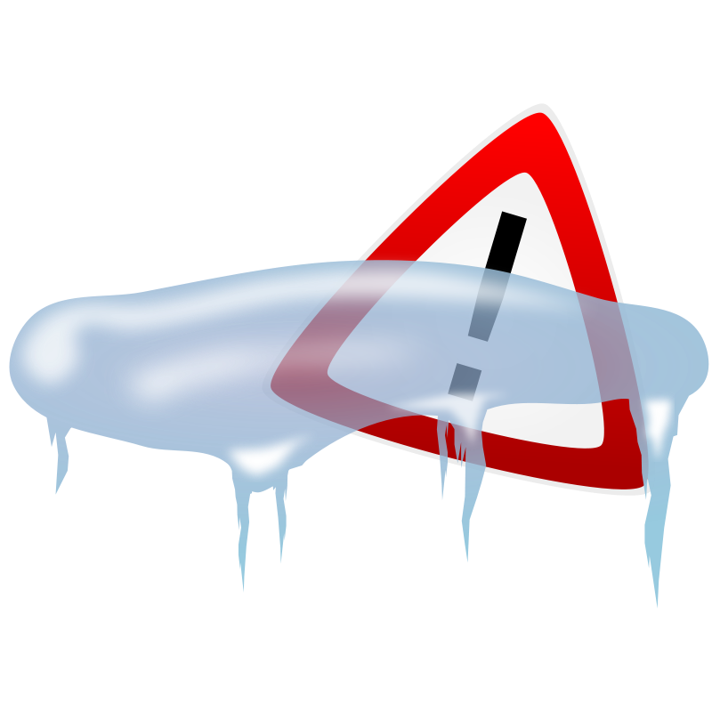 Free weather icon - frost