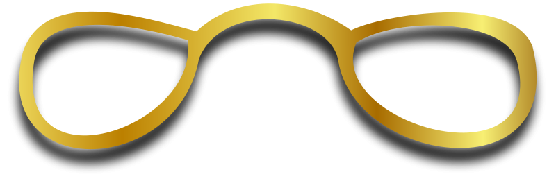Free Clipart: Spectacles | Merlin2525