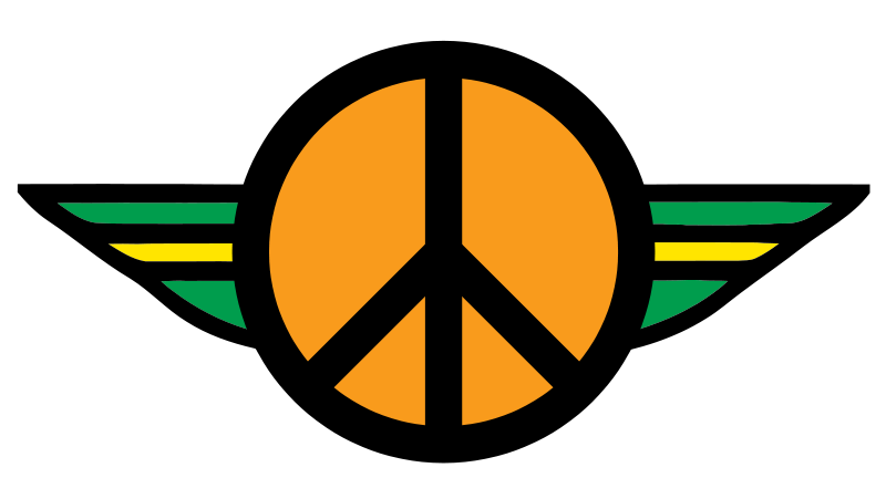 Free Wings of Peace 2 - Color