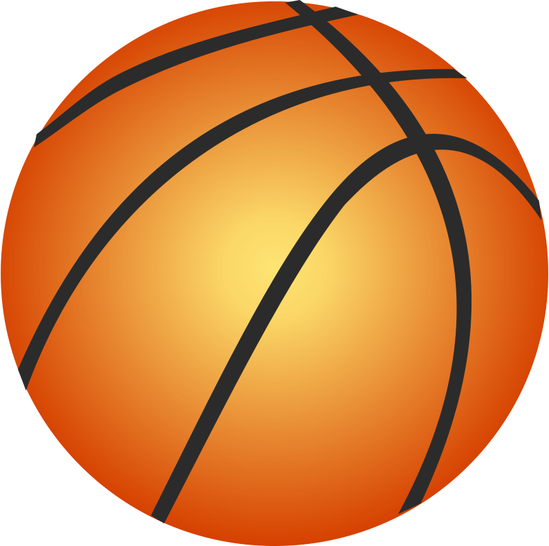 Free Vector Basketball