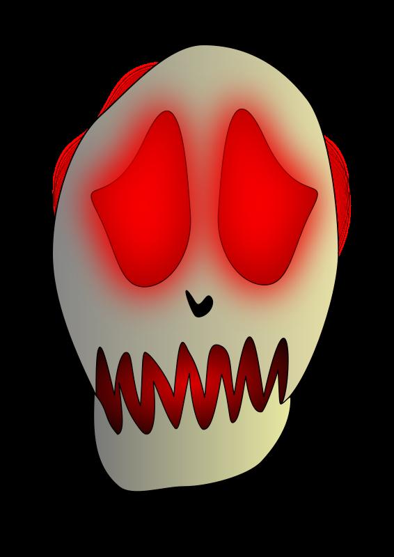 Free Sad Skull