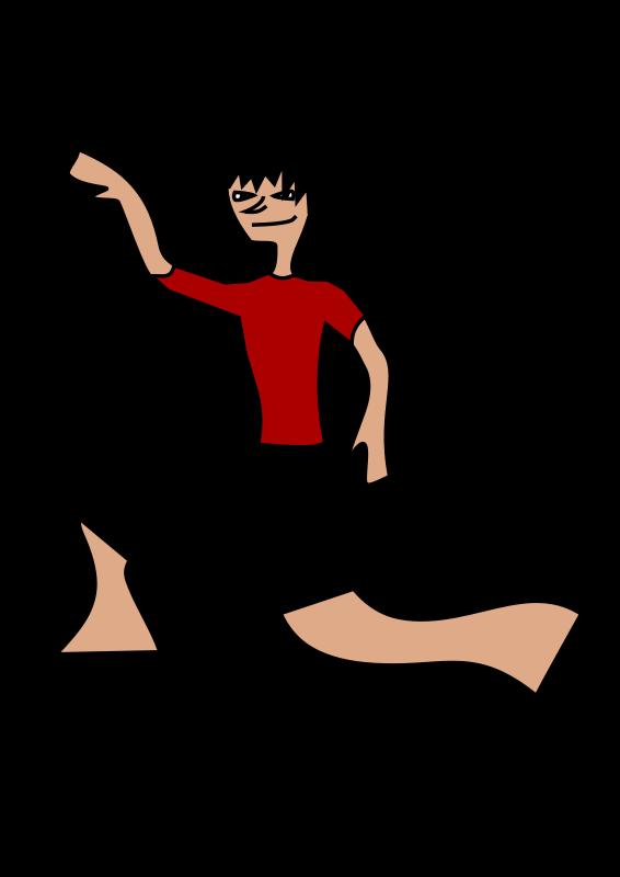 Free Dancing Guy