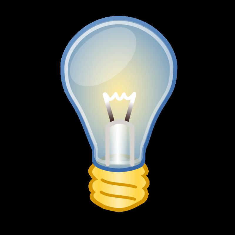 Free Clipart: Light Bulb