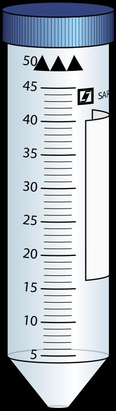 Free 50mL centrifuge tube