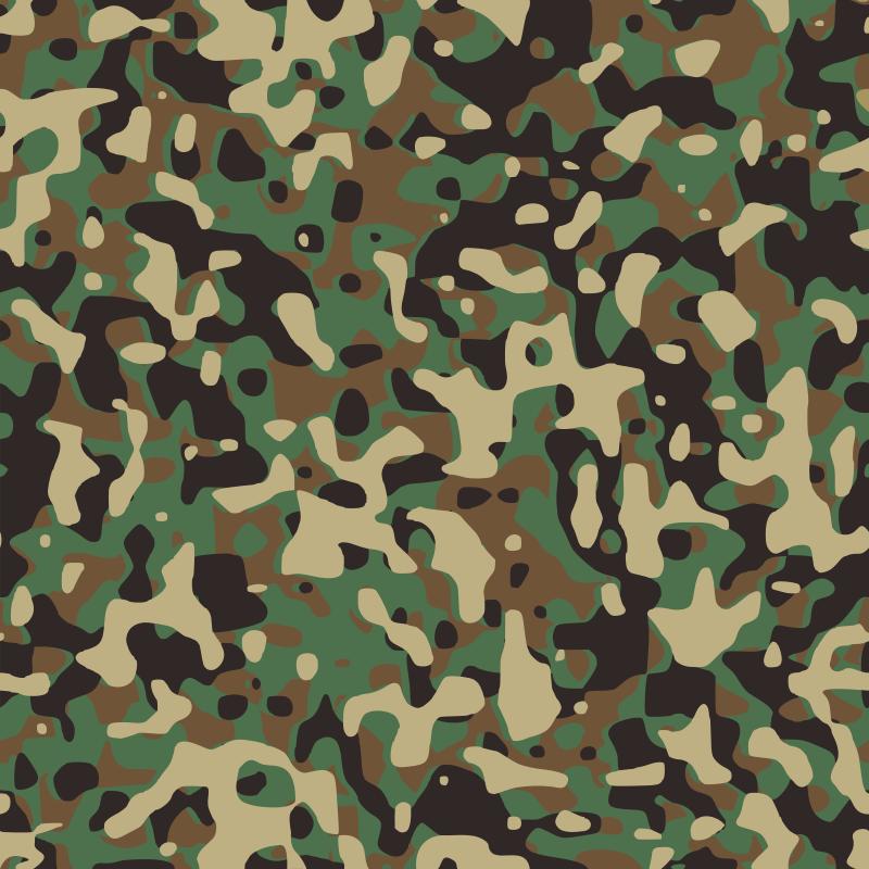Free Woodland Camouflage