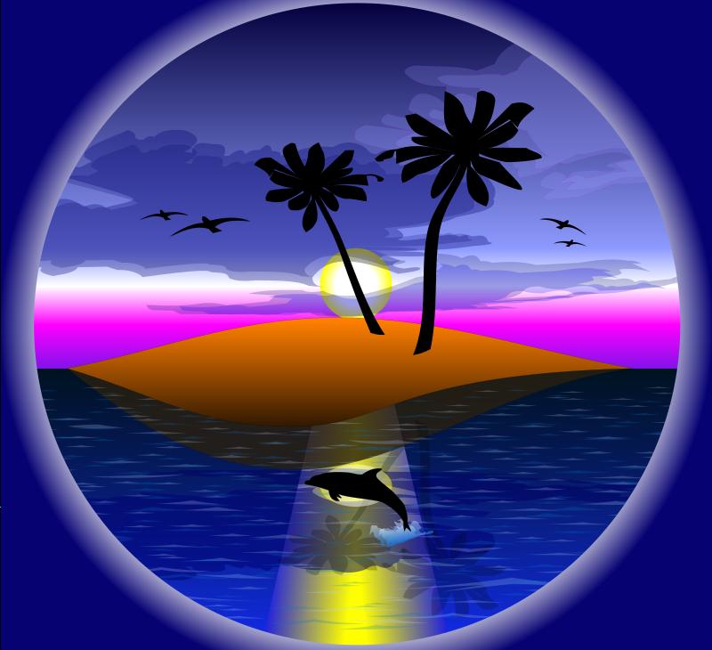 Free lost island