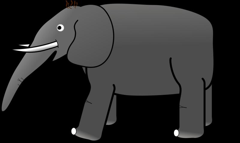 Free Grey Elephant