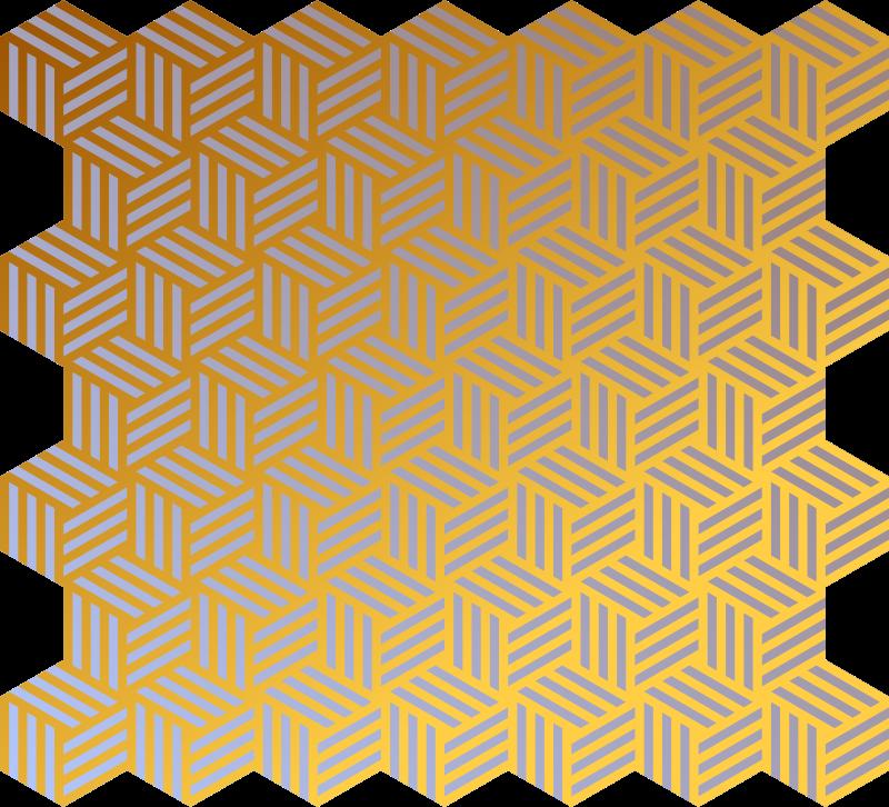Free Isometric Weave Gradients