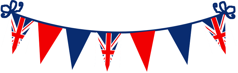 Free Jubilee bunting