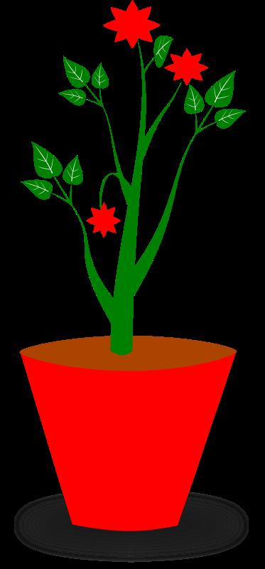 Free Flower Pot