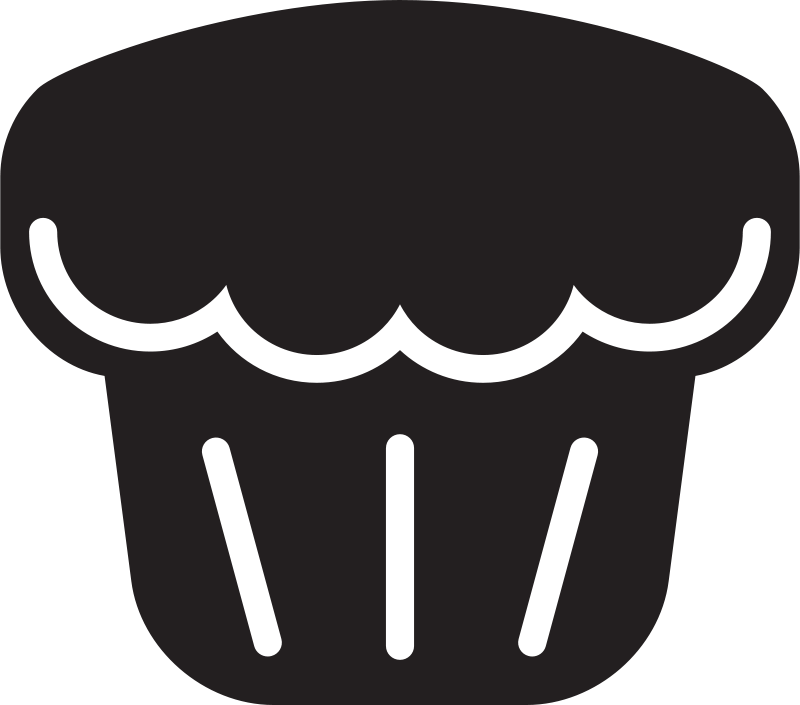 Free Kitchen Icon - Muffin