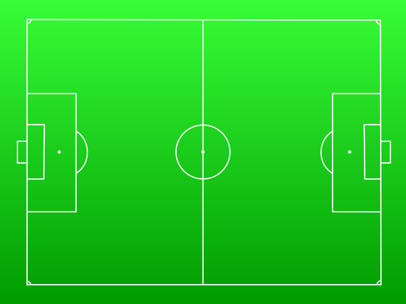 Free Football pitch