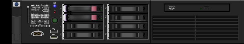 Free Server 2U