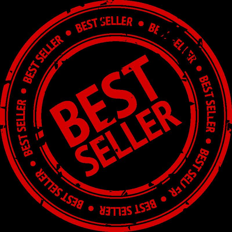 Free Best Seller Stamp