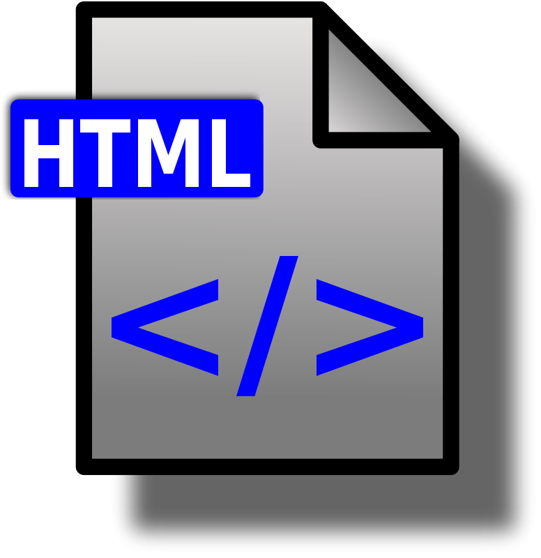 Free file-icon-html