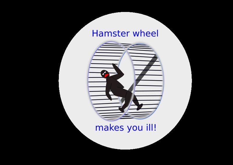 Free Hamster wheel