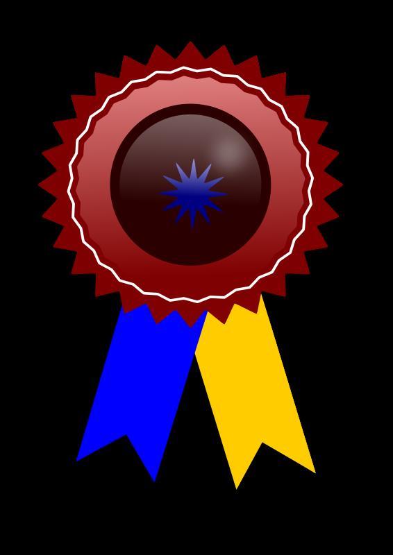 Free award ribbon