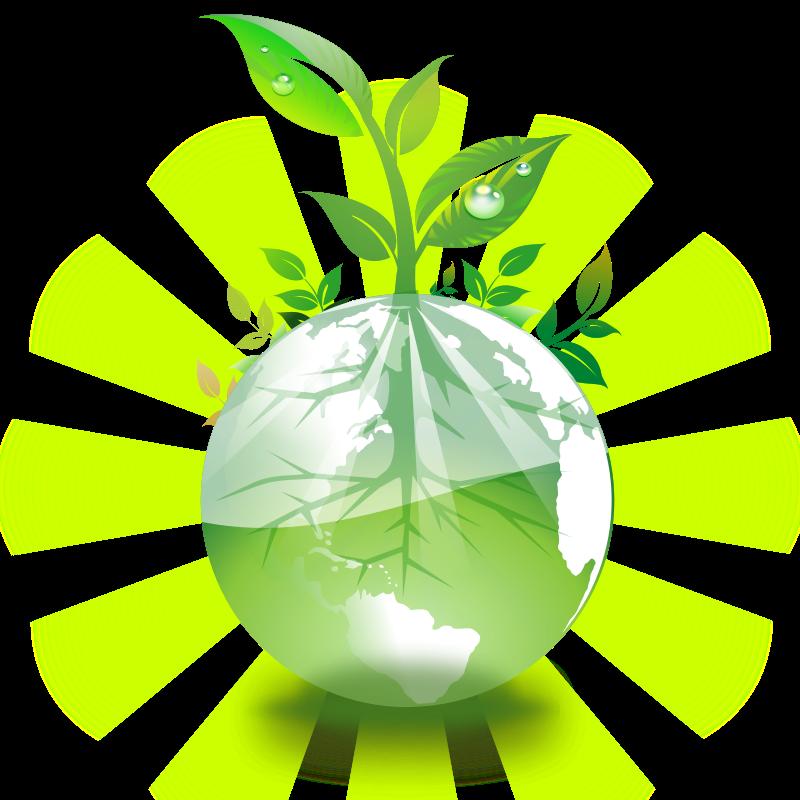 Free Green Earth