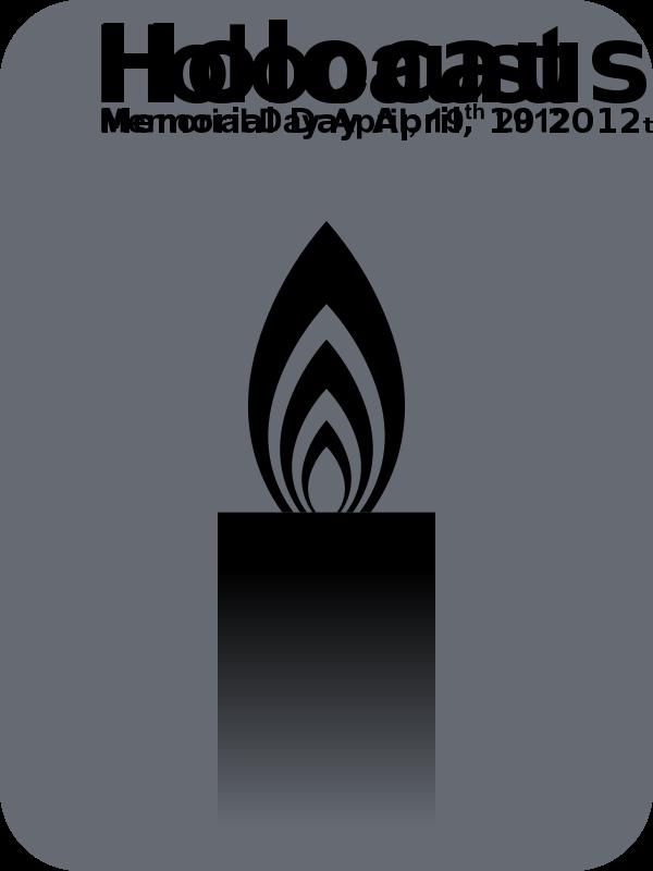 Free HolocaustMemorialDay 20120419