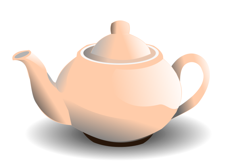 Free teapot