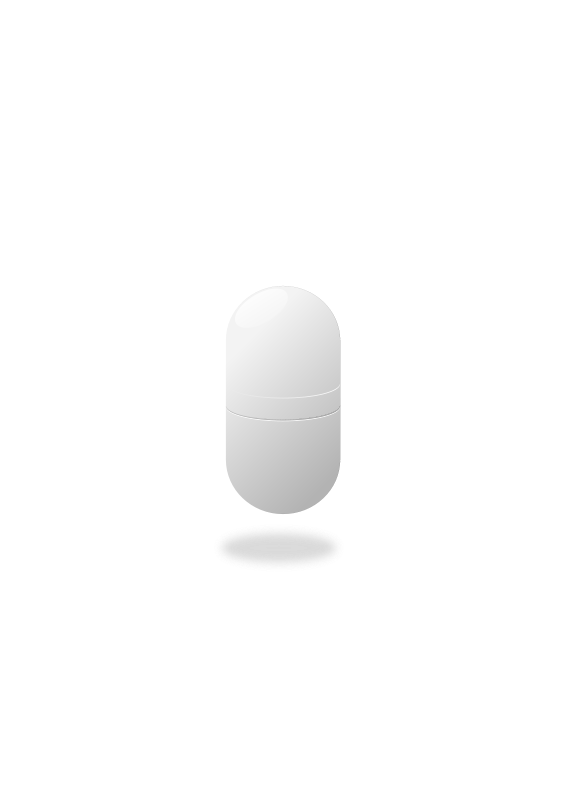 Free Capsule blank opaque