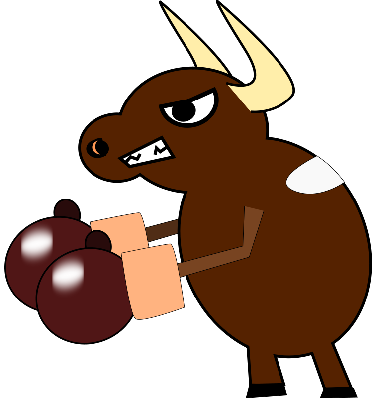 Free Fighting Cow
