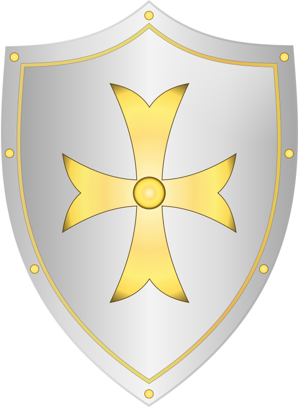 Free Classic Medieval Shield
