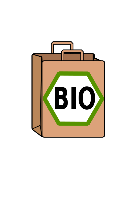 Free organic bag