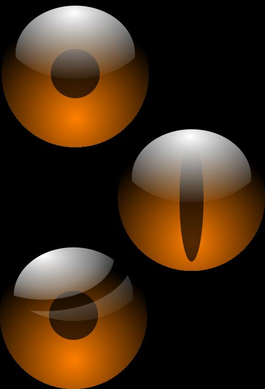 Free three eyes (ff7f00)
