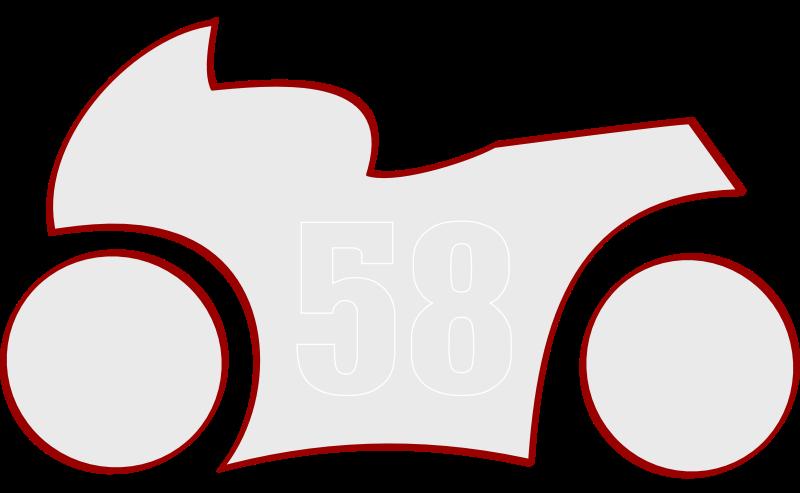 Free stylized marco Simoncelli motoGP