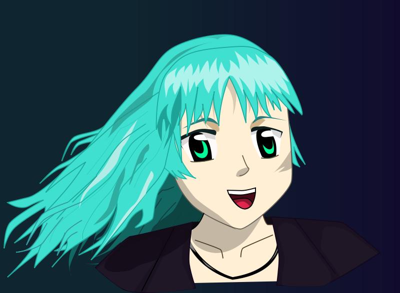 Free Manga Girl