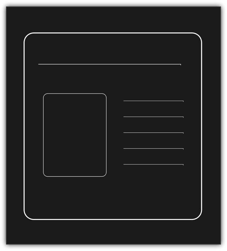 Free Monochrome Presentation icon