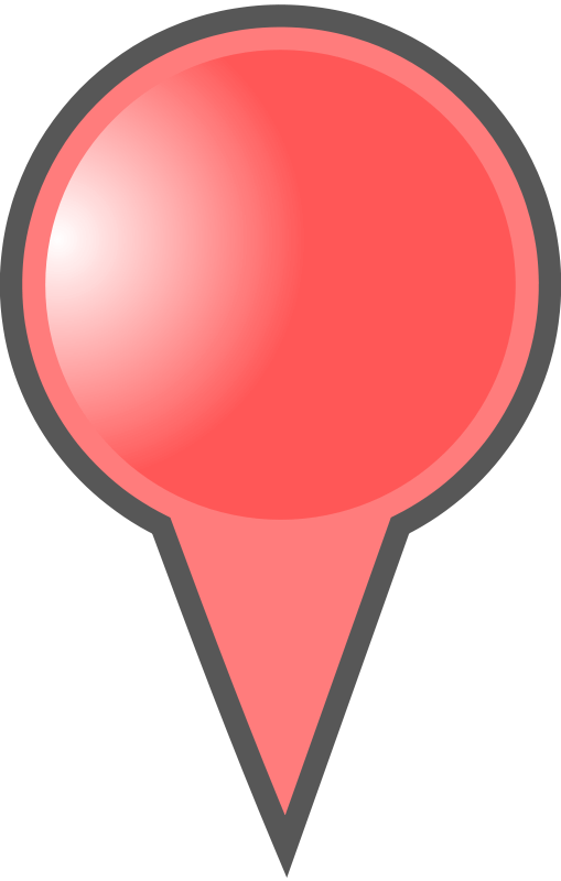 Free Red Map Marker