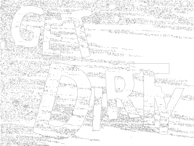 Free Get Dirty Example Dirty Text