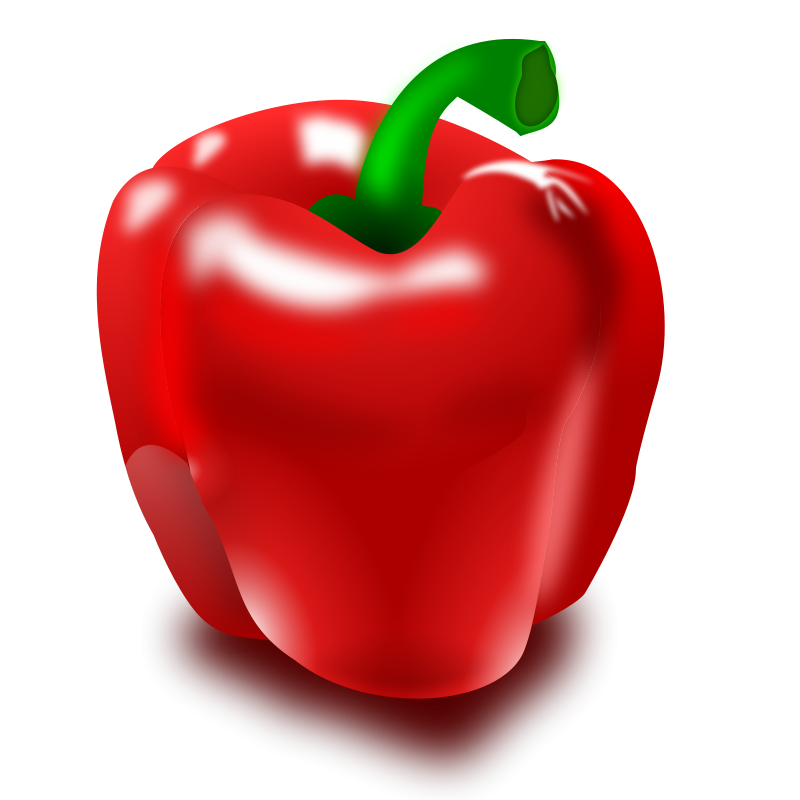 Free Clipart: Pepper | mrallowski
