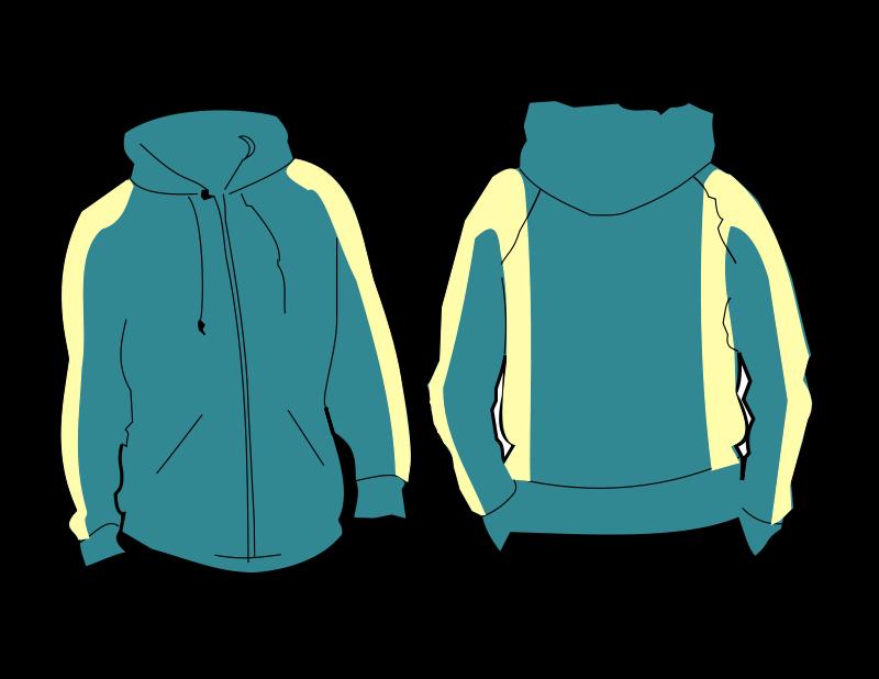 Free hoodie, poleron