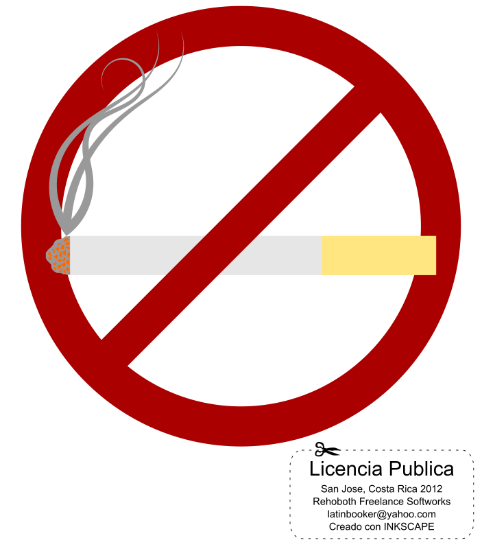 Free No fumar